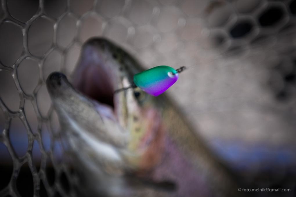 Fishing spoon Individ ID03FL16