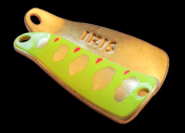 Блесна Iris IS022TG01